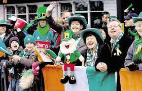 40th Annual St. Patrick's Parade  @ From Broadway to Baxter to Bardstown Road to Windsor, just South of Mid City Mall