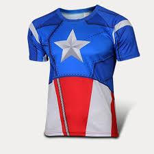 2016 top sales superhero t shirt tee superman spiderman batman avengers captain america ironman 21style xs 4xl batman superman iron man 2