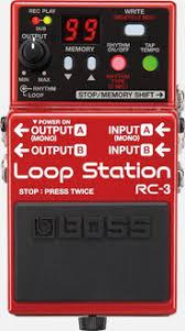 RC-3 | Фразовый сэмплер - BOSS