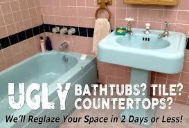 reglazing tile certified green: ugly bathroom refinishing ugly bathroom reglazing ugly bathroom refinishing