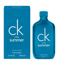 <b>Calvin Klein One Summer</b> 2018 EDT 100ml - For her - Tax Free ...