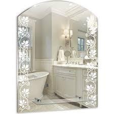 Зеркало Mixline Купидон 53,5х67 с полкой (4620001980574) в ...