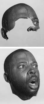 best ideas about pencil portrait artist pencil arinze stanley can spend up to 200 hours completing his hyperrealistic pencil art portraits