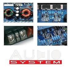 <b>Audio System Xion</b> X 165.4 X-<b>SERIES</b> 4-channel <b>X</b>-<b>ion</b> X165.4