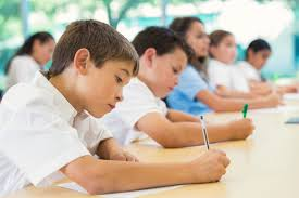 Image result for children taking sats