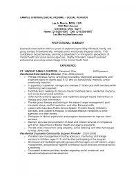 sample resumes clinical social worker resume examples mlumahbu sample resumes