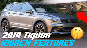2019 Volkswagen Tiguan - Top 5 Hidden Features - *Secret ...