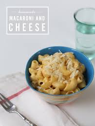 Homemade Macaroni and Cheese in 10 Minutes - Say <b>Yes</b>