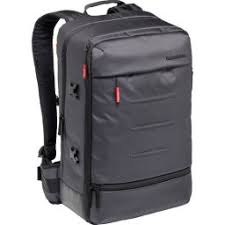 <b>Manfrotto Manhattan Mover</b>-<b>50</b> Camera Backpack (Gray) (<b>MB</b> MN ...