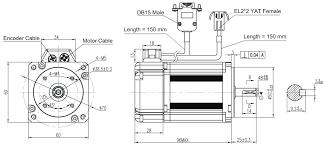 Part Number 7.1 ACM/BLM Series AC/BLDC Servo Motors Electrical ...