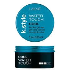 <b>Lakme K</b>.<b>Style</b> Water Touch Flexible Gel Wax 100mL - 100 ...