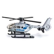 Машинка <b>Siku</b> Полицейский вертолет (807) 【 Будинок іграшок ...