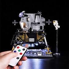 Vonado Led Lighting Kit for Lego 10266 NASA Apollo ... - Amazon.com