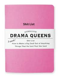 Journals for <b>Drama Queens</b> – Whiskey River Soap Co.