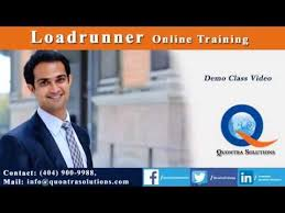 search result   video loadrunner training courseloadrunner online training demo session by quontra solutions