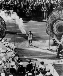 「1964年 - 第18回夏季オリンピック・東京オリンピック開会」の画像検索結果