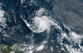 Jerry becomes hurricane as it moves toward Puerto Rico, Bahamas ...