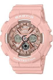 Противоударные кварцевые <b>женские</b> наручные <b>часы Casio BA</b> ...