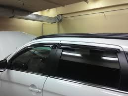 <b>Дефлекторы EGR</b> для <b>окон</b> Mitsubishi ASX 2010-2012. Артикул ...