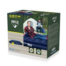 <b>Bestway 67004</b> King Size Inflatable Airbed Air Mattress Travel Bed ...