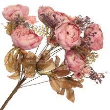 <b>Цветок искусственный декоративный</b> Букет роз <b>розовый</b> Y3 ...