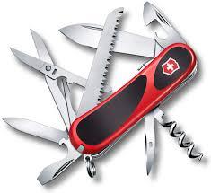 Купить <b>Нож перочинный Victorinox EvoGrip</b> S17 (2.3913.SCB1 ...
