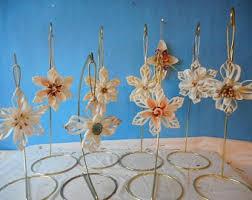 <b>Flower ornaments</b> | Etsy
