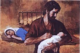 Znalezione obrazy dla zapytania święta rodzina boże narodzenie