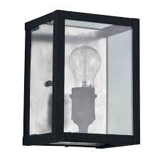 <b>Настенный светильник Ideal Lux</b> Igor AP1 Nero — купить в ...