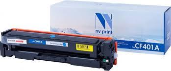 <b>Картридж NV Print CF401A</b> Голубой купить, сравнить цены и ...