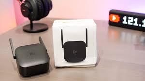 Wi-Fi <b>усилитель сигнала</b> (репитер) <b>Xiaomi Mi</b> Wi-Fi Amplifier Pro ...