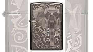 <b>Зажигалка</b> Zippo - <b>Elephant Fancy</b> Fill Design купить в Москве на ...