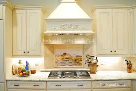 Kitchen Tile Backsplash Murals Kitchen Backsplash Ideas Pictures And Installations