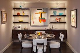 small dining room decor view in gallery contemporary dining room idea