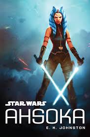 guest book reviews archives coffee kenobi e k johnston s star wars ahsoka on today begins following the adventures of the togrutan force user exactly one year after the establishment of the