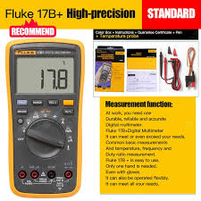 Fluke F15B plus digital multimeter high precision automatic portable ...