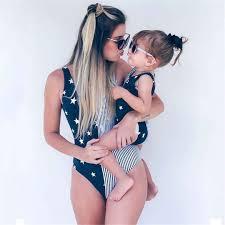 Parents Children Men Women <b>Family</b> Matching <b>Swimsuit Summer</b> ...