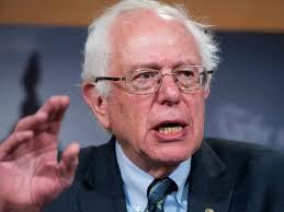Bernie Sanders At Pine Ridge