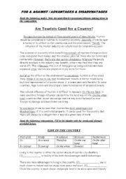 english teaching worksheets  writing essaysenglish worksheets  writing essays  for and against