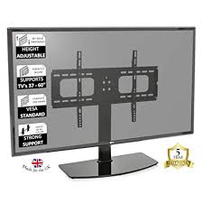 "Mountright Universal TV Stand for <b>37""- 60</b>"" <b>inch</b> TVs - Height ..."