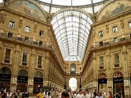 Galería Victor Manual II, Milán, un sueño.