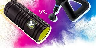 Foam Roller vs. <b>Massage Gun</b>: Which Is More Effective? | Shape