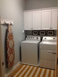 Laundry Cabinets Home Depot My New Laundry Room Paint Benjamin Moore Pale Smoke Cabinets