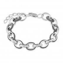 Купить серебряный <b>браслет</b> по стоимости от ювелирного завода ...