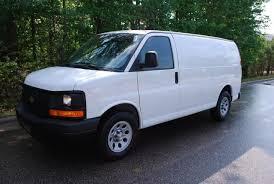 Chevy Express 1500 Cargo Van