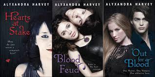 The Drake Chronicles (Books 1 - 3) - Alyxandra Harvey