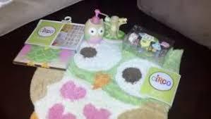 girl bathroom accessories set