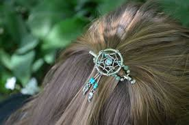 <b>Dreamcatcher</b> Flexi! So pretty! | Rose <b>hair</b>, Stylist marketing, <b>Hair</b> clips