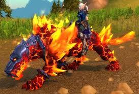 <b>Primal</b> Flamesaber - Item - World of Warcraft