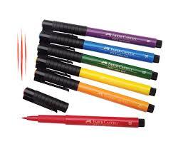 "Цена на <b>Ручка капиллярная Faber</b>-<b>Castell</b> ""Pitt artist <b>pen</b>"" B в ..."